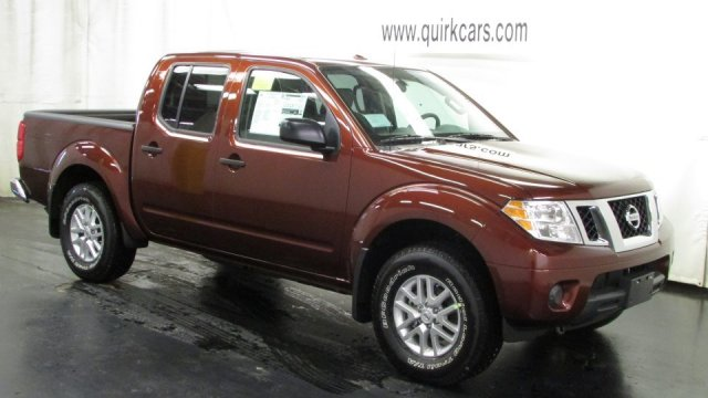 new 2016 nissan frontier sv short bed in quincy ns35984 quirk nissan. Black Bedroom Furniture Sets. Home Design Ideas